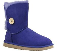 UGG AUSTRALIA BAILEY BUTTON  WOMENS BOOTS CLASSIC SHORT ROYAL BLUE 7 8 9 10 NEW