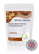 Royal Jelly Gellee Fresh Bumble Bee Honey 150mg 30/60/90/120/180/250 CAPSULES