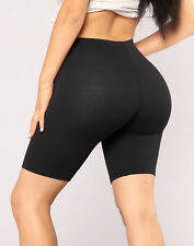 Womens Compression Shorts Base Layer Running Gym Exercise Dance Yoga Fitness New