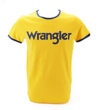 WRANGLER T SHIRT MM W7A76FQFG  KABEL TEE
