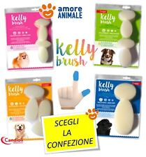 Candioli Kelly Brush taglie: Small - Medium - Large - Maxi / Igiene CANI E GATTI