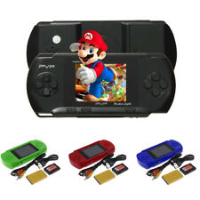 8 Bit Video Game Handheld Console 2.8inch LCD Digital Gaming Player + Games Card