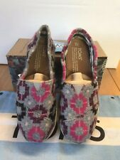 TOMS Girls Shoes UK Size 1 Brand New Various Colours and Styles, Ex Display