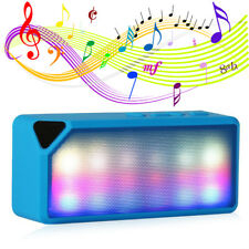 X3 Wireless Mini Bluetooth Cube Portable Stereo Speaker For iPhone Pad PC lot