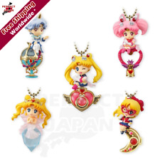 BANDAI Twinkle Dolly 4, Super Sailor Moon, Chibi, Helios, Sailor V, Serenity F/S