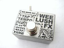 Wee Lush FX Tap Tempo Momentary Pedal Footswitch Box Effect Pedal Delay Phaser