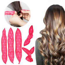 Lot Hair Curlers Spiral Ringlets Leverage Rollers Curls Tools ao0M
