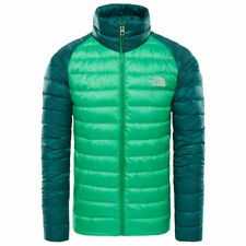 The north face trevail jacket primary green new s m l xl giacca piumino piuma d'