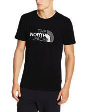 THE NORTH FACE T SHIRT T92TX3JK3  NERO