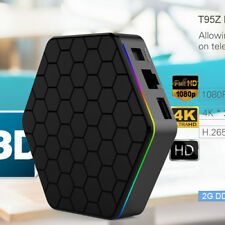 Sunvell T95Z Plus Set Top TV Box S-912 Octa Core 4K HD H.265 Android 7.1 2 WiFi
