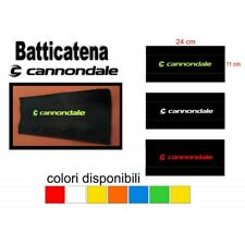 batticatena cannondale personalizzato protection chainstay mtb bici da strada