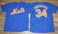 Nuevo York Mets Camiseta Original Major League Béisbol Oficial MLB Syndergaard #