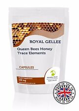 Royal Jelly Gellee Fresh Honey 150mg 30/60/90/120/180/250 CAPSULES