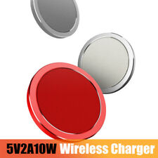 ROCK® Qi Wireless Charger For IPhone X 8 Plus Samsung Galaxy Note 8 S8 S7