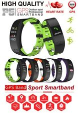 NEW Fitbit Smart Band Heart Rate GPS Activity And Sleep Monitor Sports Wristband