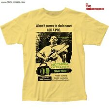 Texas Chainsaw Massacre T-Shirt / Horror,Ask a chainsaw pro! Leatherface Tee