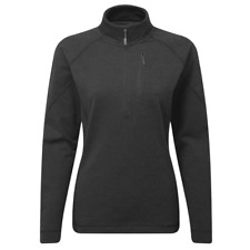 Rab Nucleus Pull-On - Steel - Womens Fleece Pullover