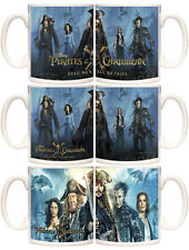 Pirates Of The Caribbean 5 Dead Men Tell No Tales - Coffee Tea Novelty Mug Cup