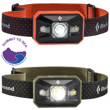 Black Diamond Storm Waterproof Headtorch - 350 Lumen