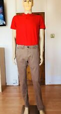 Brand New Ex-Abercrombie and Fitch Skinny Chino Pants khaki colour ORIGINAL.