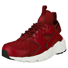 Nike Air Huarache Run Ultra Se Maroon Mens Trainers - 875841-602