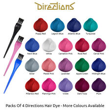 4 Confezioni Di Tinte Per Capelli Volume 88ml La Riche Directions Hair Dye Color