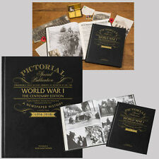 Personalised World War I &2 Special Edition Newspaper Book Retirement Birthday