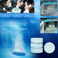 Lot Concentrated Effervescent Tablet Spray Cleaner Car Windshield Glass Cleaning