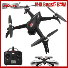 Brushless RC Quadcopter Drone RTF 5GHz 4CH WiFi FPV 1080P Full HD 720P GPS IT