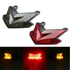 REAR LED TAIL BRAKE TURN SIGNAL LICENSE INTEGRATED LIGHT FOR KAWASAKI Z800 ZX-6R