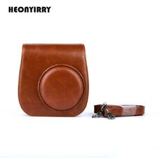 Leather Camera Bag Protect Case Pouch Small PU For Fujifilm Instax Mini 8 New