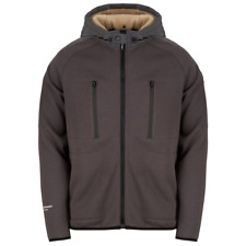 Weekend Offender Mclarnin Full Zip Hoodie Men's Dark Grey