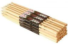 On Stage Maple 7A Nylon Tip Drumsticks 12 Pairs