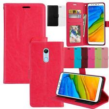 Shockproof Flip Wallet Leather Case Cover For Xiaomi Mix 2 Redmi Note 5A Prime