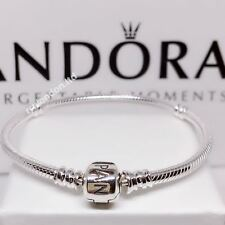 New Genuine Pandora Moments Bracelet With Gift Pouch S925 ALE 590702HV