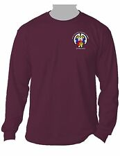 504th Parachute Infantry Regiment Long-Sleeve Cotton Shirt