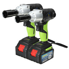 8.0AH 68V CORDLESS IMPACT WRENCH LI-ION POWER DRIVER DRILL POWER WRENCH TOOLS 1