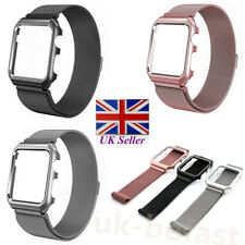 Stainless Steel Milanese Magnetic Loop Strap Band For iWatch Apple Watch UK FAST