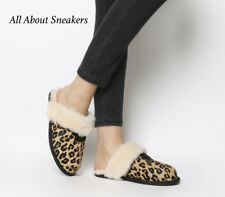 UGG Scuffette Ii Slippers Leopard Exclusive Women's Slippers Limited Stock