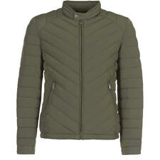 GUESS UOMO SUPER FITTED JACKET M84L05 W6NW1 LGG