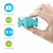 JJRC DHD D4 Rc Helicopter Foldable Mini Drones Hd Quadrocopter Wifi Drone RT