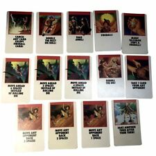 Fireball Island Replacement Cards - all varieties available