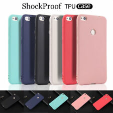Soft Thin Matte TPU Gel Silicone Phone Case Cover for Huawei P20 Lite/Pro PSmart