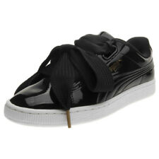 Zapatos Puma Baloncesto Heart Patente Wn's 363073-01 Negro