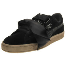 Zapatos Puma Ante Heart Safari Wn's 364083-03 Negro