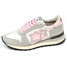 E9404 sneaker donna pink/grey ATLANTIC STARS ALHENA scarpe shoe woman