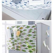 Waterproof Cover Refrigerator Washing Machine Cover Hanging Bag Dust Cover LA