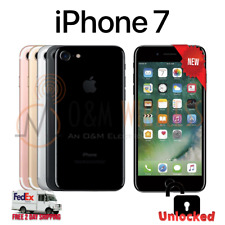 NEW Apple iPhone 7 (A1778, Factory GSM Unlocked) - All Colors & Capacity