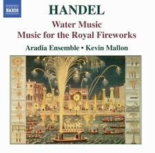 Kevin Mallon - Handel: Water Music; Music for the Royal Fireworks