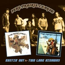 Pure Prairie League - Bustin' Out/Two Lane Highway